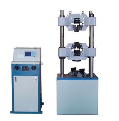 WE-1000B液晶数显液压万能试验机