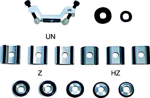 里氏硬度计异型支撑环