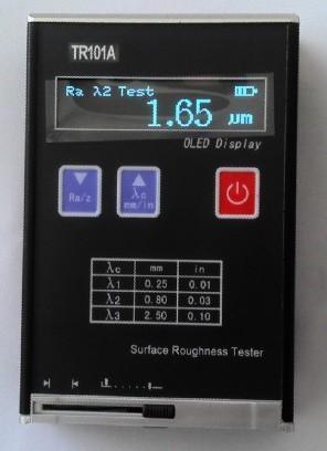 TR101A袖珍式表面粗糙度仪(新款)
